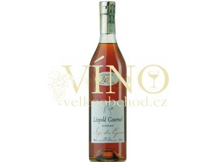Cognac Gourmel Age des Epices 43% 20year