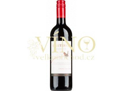 Caliterra Reserva Cabernet Sauvignon chilské červené víno z oblasti Colchagua Valley