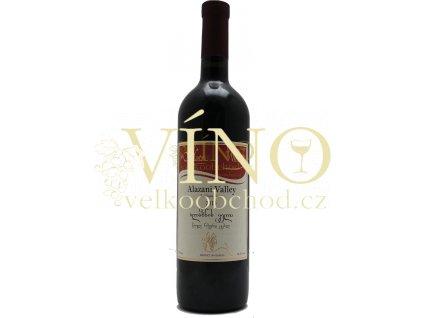 Matrobela Wines Alazani Valley 0,75 l polosladké gruzínské červené víno 12,5%