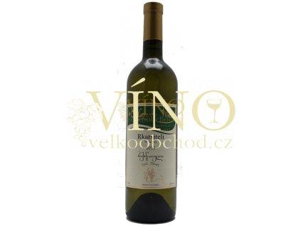 Matrobela Wines Rkatsiteli 0,75 l suché gruzínské bílé víno 12%