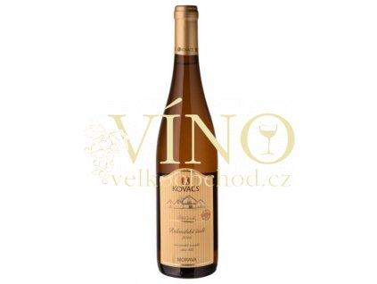 Vinařství Kovacs Rulandské šedé Classic 2015 zemské 0,75 l suché bílé víno (62/15)