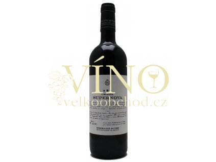 Alberto y Benito Supernova Crianza DO 0,75 l suché španělské červené víno z Ribera del Duero
