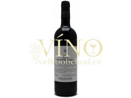 Alberto y Benito Supernova Roble DO 0,75 l suché španělské červené víno z Ribera del Duero