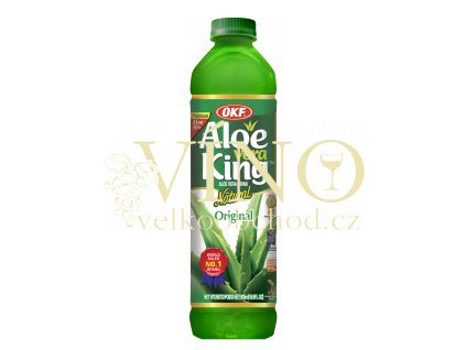 OKF Aloe Vera King Original Natural 1,5 L