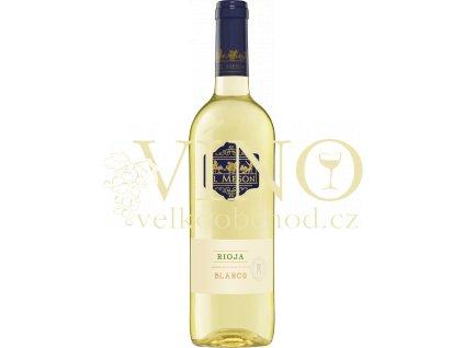 Víno - El Meson Blanco