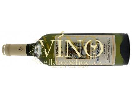 Akce ihned Vinné sklepy Maršovice Chardonnay 2016 zemské 0,75 l polosladké bílé víno