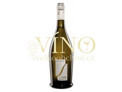 Sacchetto Glera Veneto Frizzante DOC italské bílé šumivé víno z oblasti Veneto