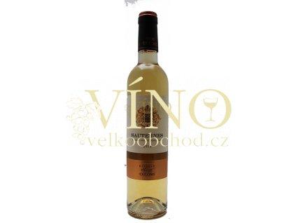 Dulong Reserve Sauternes 0,5 l sladké francouzské bílé víno z oblasti Bordeaux Sauternes