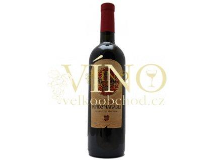 GSG Kindzmarauli 0,75 l gruzínské červené polosladké víno