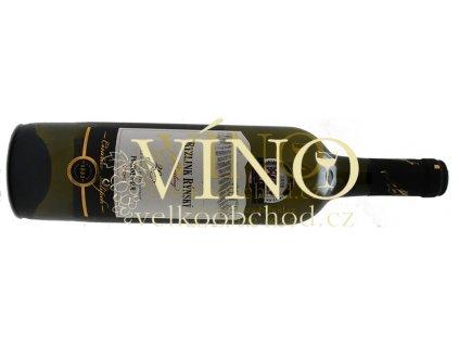 Akce ihned Vinařství Carkov Císařův Sklípek Ryzlink rýnský 2013 pozdní sběr 0,75 l suché bílé víno