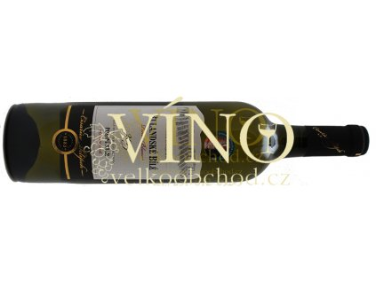 Akce ihned Vinařství Carkov Císařův Sklípek Rulandské bílé 2013 pozdní sběr 0,75 l polosuché bílé víno