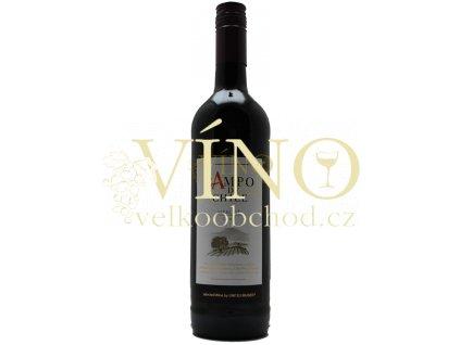Campo de Chile Merlot 0,75 l chilské červené víno