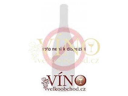 Akce ihned Vinařství Antonín Cícha Sauvignon 2015 pozdní sběr 0,75 l suché moravské bílé víno