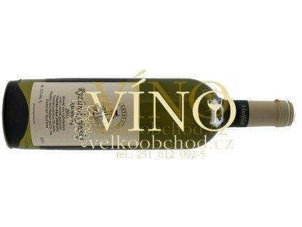 Akce ihned Vinařství Antonín Cícha Ryzlink rýnský 2015 výběr z hroznů 0,75 l polosuché moravské bílé víno