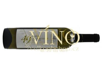 Vinselekt Michlovský Latitude Veltlínské zelené 2016 kabinet 0,75 L suché moravské bílé víno