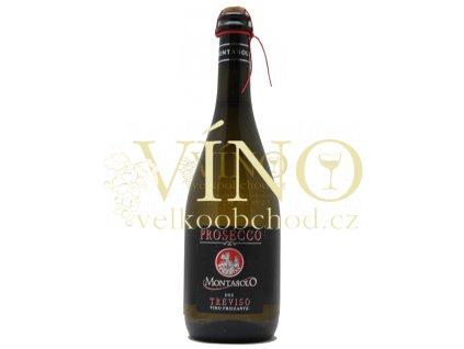 Prosecco Montasolo D.O.C. Treviso 10,5% 0.75 l