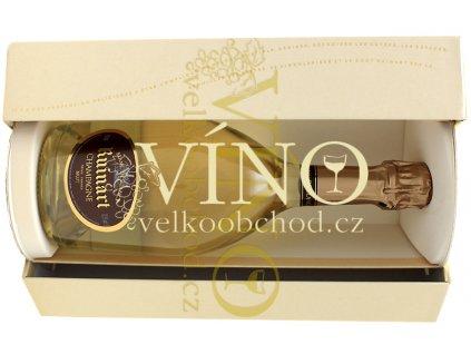 Akce Ihned Champagne Ruinart Blanc de blancs 0,75 l + giftbox