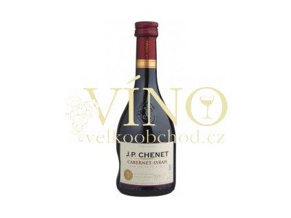J.P.Chenet Cabernet - Syrah 0,75 L suché francouzské červené víno