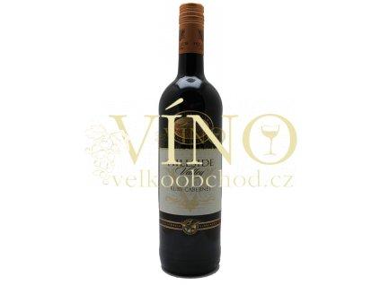 Vinařství Hillside valley Ruby Cabernet 0,75 l suché červené víno