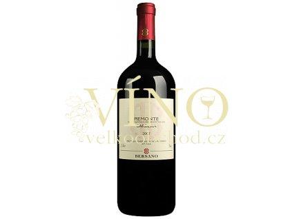 Bersano Barbera Piemonte DOC 1,50l Magnum italské červené víno z Piemonte