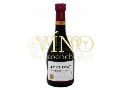 Akce ihned J.P.Chenet Cabernet - Syrah 0,25 l suché francouzské červené víno