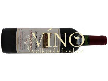 Akce ihned Chateau de Guilhemanson Grand Cru 2012 0,75 l suché francouzské červené víno ze Saint-Emilion