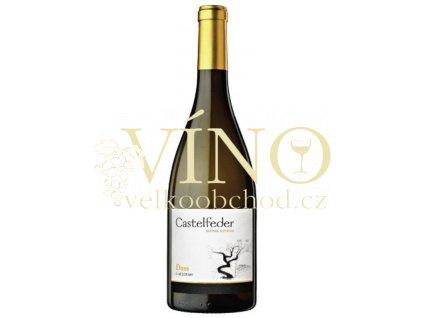 """Castelfeder Chardonnay """"Doss"""" DOC 0,75 l suché italské bílé víno z Alto Adige"""