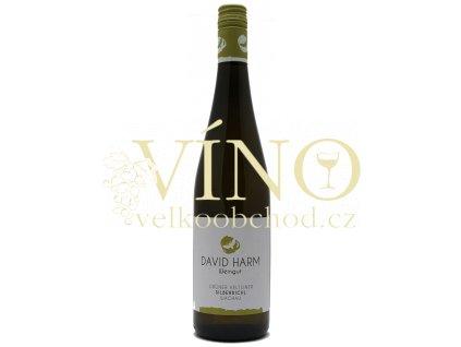 David Harm Gruner Veltliner Silberbichl 0,75 l suché rakouské bílé víno