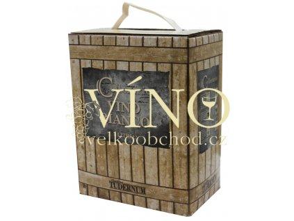 Akce ihned Víno Chardonnay Umbria IGT BagInBox 5 l