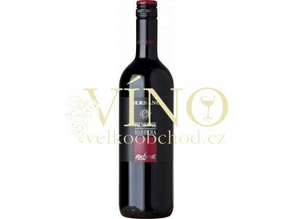 Bersano Barbera Piemonte DOC italské červené víno z Piemonte
