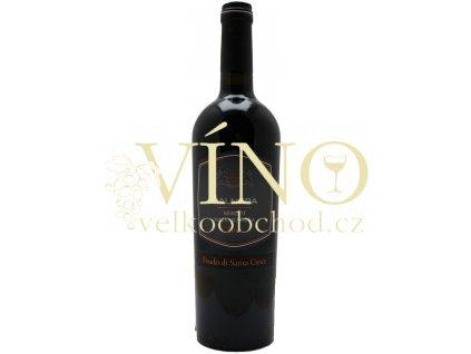 Tinazzi Malnera IGT 0,75 l suché italské červené víno z Puglia