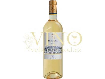 Domaines Barons de Rothschild Lafite Réserve Spéciale Bordeaux Blanc AOC 0,75 L francouzské bílé víno z oblasti Bordeaux