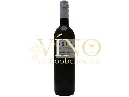 Kosík vinařství z Tvrdonic Veltlínské zelené 2018 zemské 0,75 l suché bílé víno
