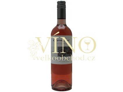 Bicicleta Pinot Noir Rosé Cono Sur 2015 růžové chilské víno