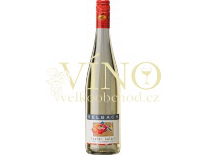 Selbach Riesling Fish Qualitätswein trocken 0,75 l