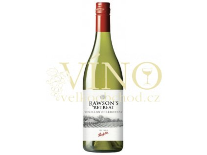 Penfolds Rawson´s Retreat Sémillon - Chardonnay 0,75 L suché australské bílé víno z jižní oblasti
