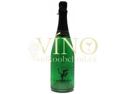 Akce ihned Laurea Sekt Royale Green 0,75 l perlivé sladké víno
