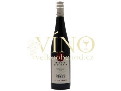 Víno - Réva Rakvice, Cabernet Sauvignon, pozdní sběr - 2017