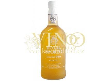 Royal Oporto Extra Dry White 0,75 l suché bílé portské víno z Douro