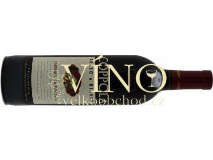 Akce ihned Francis Ford Coppola Presents Rosso Cabernet Sauvignon 0,75 l suché červené víno z oblasti Kalifornie 2016