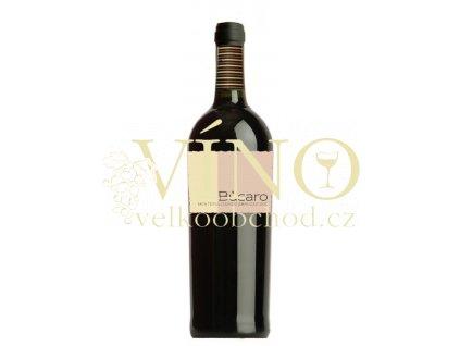 Montepulciano d`Abruzzo Bucaro BIO DOC 0,75 l suché italské červené víno z Abruzzo