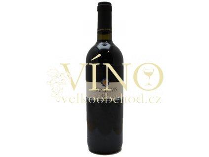 Monte Pietroso Primitivo Puglia IGT 0,75 l italské červené víno