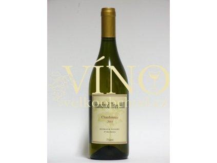 Redbank Winery Hundred Tree Hill Chardonnay 0,75 l suché australské bílé víno z Pyrenees