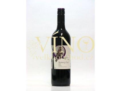 Millbrook Winery Barking Owl Shiraz 0,75 l suché australské červené víno z Perth Hills