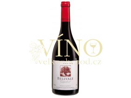 Bellvale Winery The Quercus Pinot noir 0,75 l suché australské červené víno z Gippsland