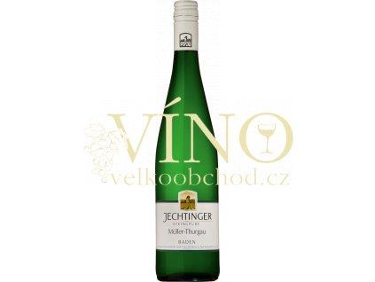 Víno Müller Thurgau Qualitätswein Kabinett, Winzergenossenschaft Jechtingen 0,75 l
