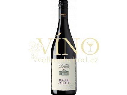 Domäne Wachau Blauer Zweigelt Terassen 0,75 l suché rakouské červené víno z Wachau
