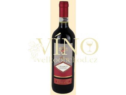 Uggiano Classico Prestige DOCG 0,75 L suché italské červené víno z Toscana