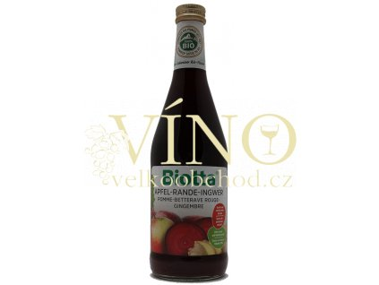 Biotta Jablko, Řepa, Zázvor 500 ml