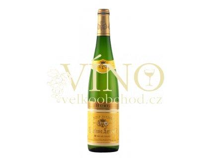 Gustave Lorentz 2017 Riesling Burg 0,75 l francouzské bílé víno z Alsaska